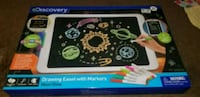Discovery Drawing easel with markers box Anaheim, 92801