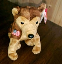 official 911 TY beanie babie for sale  Châteauguay, J6J 1B7