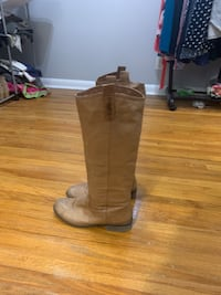 Knee High Brown Boots size 7 St Thomas, N5P 2C2