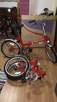 red and black BMX bike Silver Spring, 20901