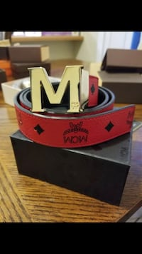 Red Mcm belt  Eastvale, 91752