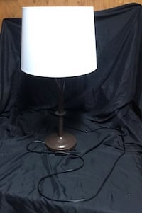 Brown table lamp Vancouver, 98661