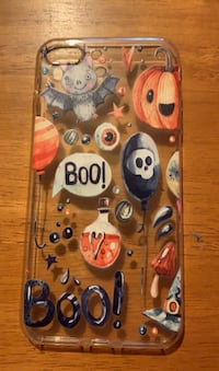 Cute halloween iphone 8 cell phone case