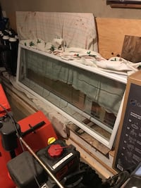 Patio door glass inserts.    Guelph, N1E 6A8
