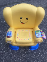 Fisher price laugh and learn chair  Franklin Square
