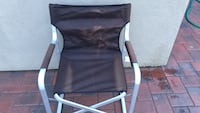 black and gray camping chair East Meadow, 11554