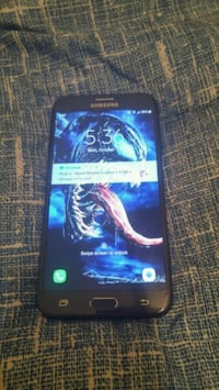 black Samsung Galaxy android smartphone Vancouver, V6G 2T3