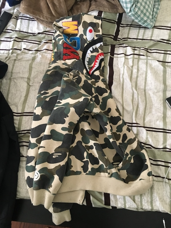 selling tommy jacket volcom jacket and bape hoodie