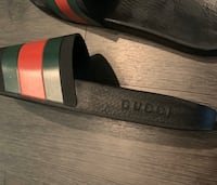 Gucci sliders  Raleigh, 27612