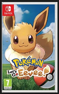 Pokemon Eevee Nintendo Switch Toronto