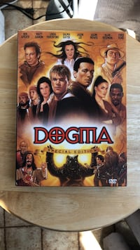 Dogma DVD Movie