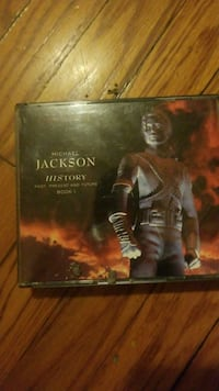 Original Michael Jackson CD Poughkeepsie, 12601