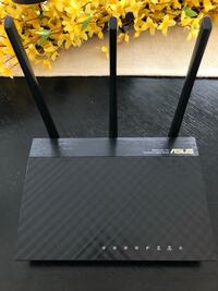 ASUS 802.11ac Dual-Band Wireless-AC1750 Gigabit Router