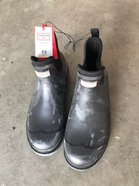 Rare Brand New Target + Hunter Boots Size 13 Livermore, 94551