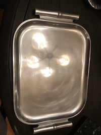 Large silver plate Mc Lean, 22102