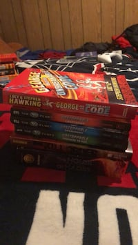 assorted DVD movie case lot Inwood, 25428