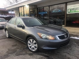 Honda Accord Sdn 2008 DOWN PAYMENT!!