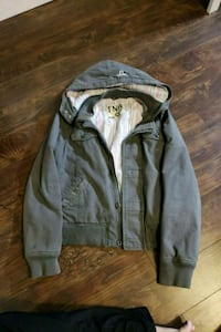 gray TNA jacket XL 3714 km