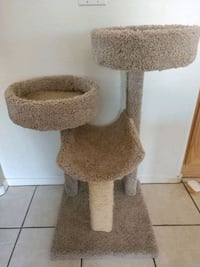 brown and white cat tree Surprise, 85374