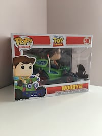 New Funko Pop Disney Woody with RC Calgary, T3P 0A3