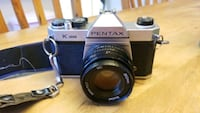 Pentax K1000 with50mm f1.7, good condition, works! Orem, 84057