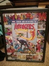 Avengers endgame comic book picture