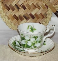 Vintage Royal Albert Trillium Cup and Saucer Mississauga, L4X 1S2