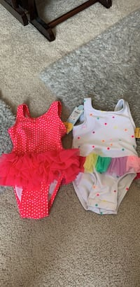 New Baby girl 9 month bathing suits  Manteca, 95337