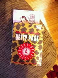 Betty Page. 2 boxes.  Omaha, 68104