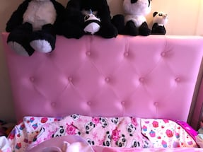 Two princess bed