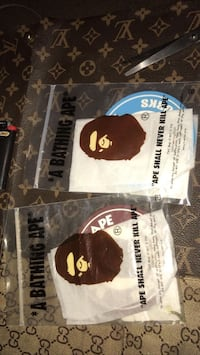 Bape coasters 20$ each Moore, 73160