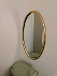 Wall mirror with gold border Rockville, 20850