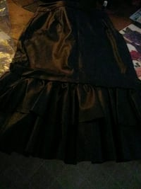 black Leathet Skirt/ dize Medium/ Neg... Knoxville, 37917