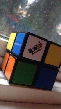 2x2 Rubik's cube unsolved Calgary, T1Y 5A1