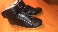 shoes {all black mason marguelas} New Orleans