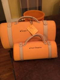 Veuve Cliquot Champagne Bucket and Carrier Los Angeles, 90004