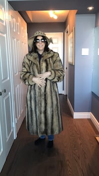 Women's Fox Fur Coat Markham, L3T 7P5