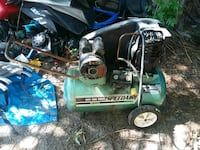 green and black portable generator Norfolk, 23518