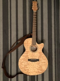 Mitchell MX400 Acoustic/Electric Guitar + Accessories Arlington, 22201