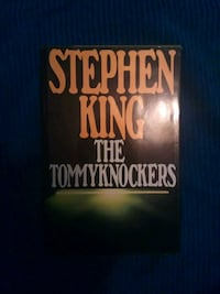 Stephen King's Tommyknockers book Portland, 97236