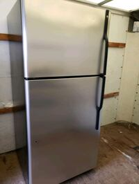 Stainless steel appliances