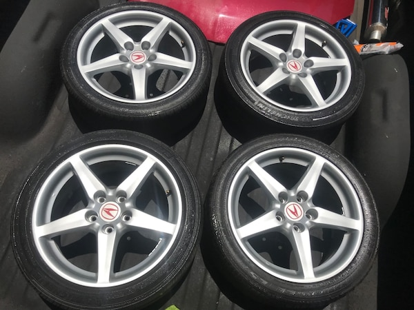 Used Acura Rsx Type S Wheels For Sale In Roswell Letgo - Acura rsx type s wheels