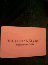 Victorias Secret gift card Greenwood Village