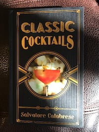 Brand new Classic Cocktails Recipe Book  GUELPH