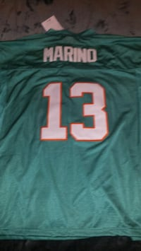 Dan Marino throwback jersey with tags