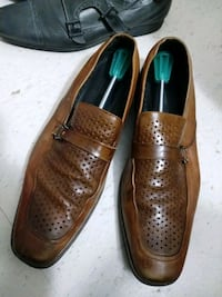 Stacey Adams Brown Leather 11M Shoes Toronto, M5T 1Y4