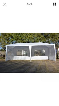 10*20 canopy party tent  100% waterproof  Duluth, 30096