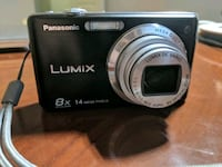 Panasonic Digital Camera Bundle 40 km