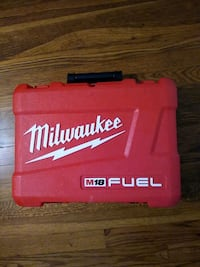 Milwaukee tool case
