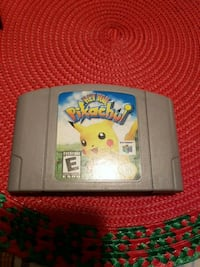 Hey You, Pikachu N64